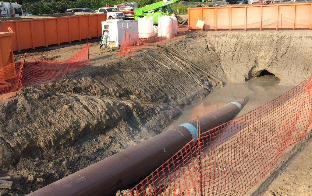 AWS successful pipe pull Aug 2015