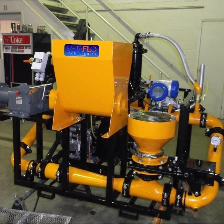 metaflo liquid solidification LMS-3