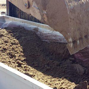 After mud disposal California