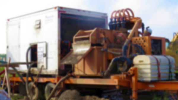 HDD Mud Solidification in Multiple Bore Project