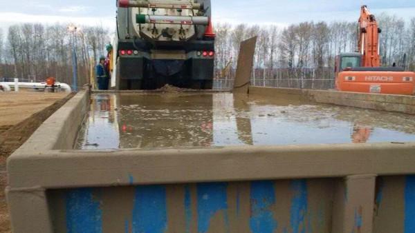 Hydro Excavation Mud - Pipeline Integrity Test » MetaFLO