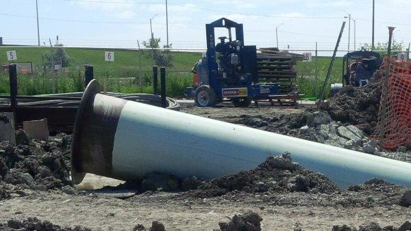 Pipeline Construction Process Improvement