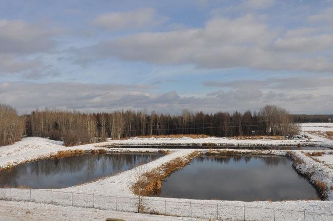 municipal lagoons metaflo