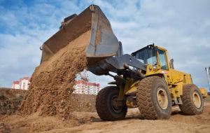excavation-front-loader