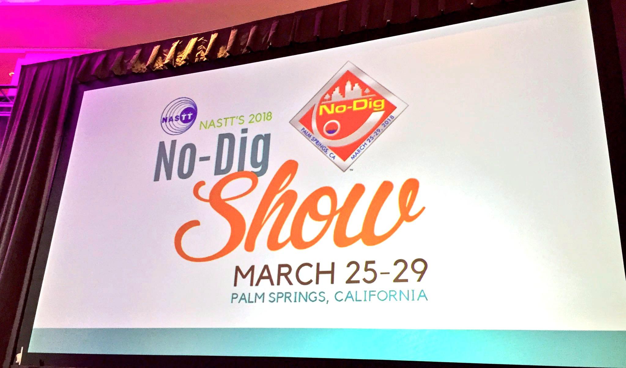 No-Dig Show 2018