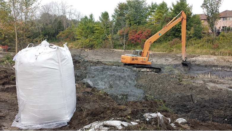 Innovation in Stormwater Pond Maintenance