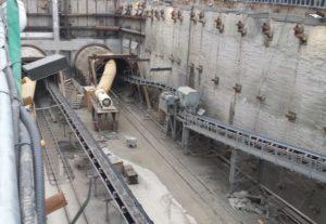 Innovation in wet tunnel spoils management from MetaFLO