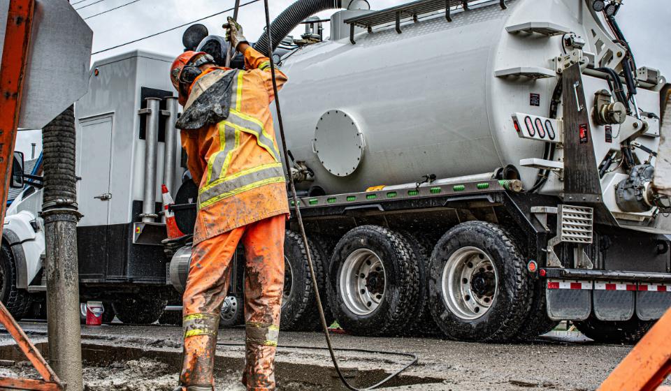 Utilities - A Hydro Excavation Case Study