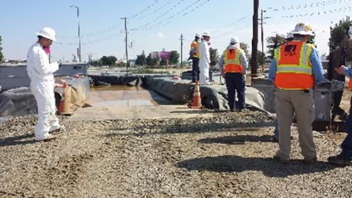 utilities dirt removal