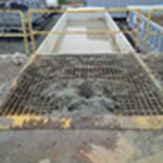 utilities mud solidification reagent