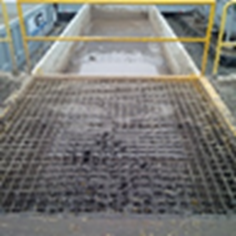 utilities mud solidification